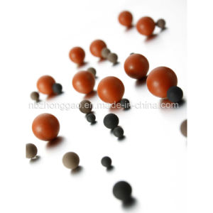 Food Grade Certified Rubber Ball/Silicone Rubber Ball