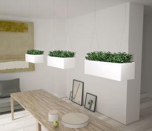office flower pots. Uispair 100% Steel Square Hanging Plant Flower Pot For Office Garden Hotel Decoration Pots