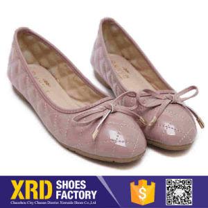d3ed43f2e957 China Ladies Fancy Flat Pumps Shoes  Belly Shoes  Soft Sole Footwear - China  Fancy Pump Shoes