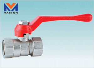 Brass Ball Valve with Select Size pictures & photos