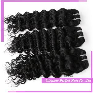 Best Selling Wholesale Price Natural Indain Deep Wave Hair Weave pictures & photos