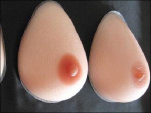 Silocone breast forms