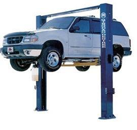 3.2t Double Cylinder Car Hoist Two Post Hydraulic Auto Lift