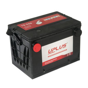 78-550 Excellent Durable Maintenance Free 12V Car Batteries for Sale pictures & photos
