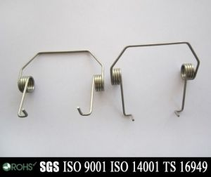 Customized High Precision Hardware Torsion Spring (TS-17)