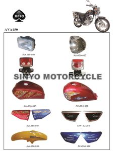Ava150 Hot Sell Motorcycle Parts pictures & photos
