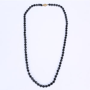 Necklace Black China Glass Bead pictures & photos