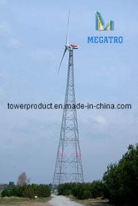 Megatro Horizontal Axis Wind Turbine-5kw (MG-H5KW) pictures & photos