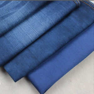 100% Cotton Dyed Denim Fabric pictures & photos