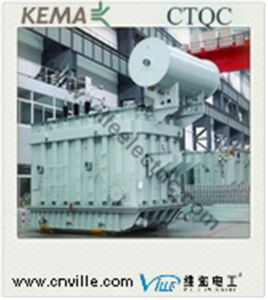 5.5mva 10kv Arc Furnace Transformer pictures & photos
