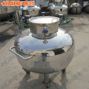 Vertical Sterile Stainless Steel Storage Tank for Food pictures & photos