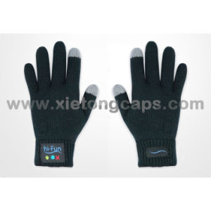 New Factory Hot Sale Bluetooth Glove, Warm Glove pictures & photos