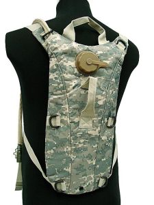 3L Military Hydration Bladder Water Backpack