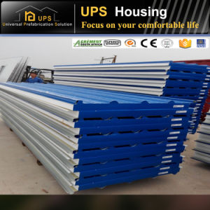 Easy and Fast Assembling Light Steel Frame Sandwich Panel Kit House pictures & photos