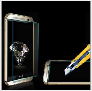 Professional Mobile Phone Screen Protective Film for HTC M8 Screen Tempered Glass Film