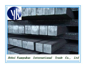 Q195, Q235, Q235B for Grating, Building, Steel Structure Slitting Flat Bar Steel pictures & photos
