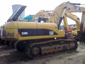 China Supplier Used Caterpillar 330d Excavators pictures & photos