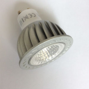 Dimmable 5W GU10 LED COB Bulb, LED Spotlight GU10, LED GU10 Bulb pictures & photos