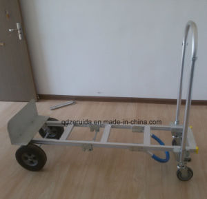 Aluminum Hand Trolley/ Hand Truck (HT-7A) pictures & photos