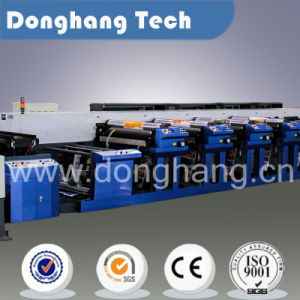 High Speed Automatic Corrugated Paper Flexo Printing Machine