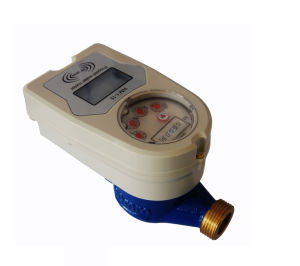 IP68 Smart Card Contactless Prepaid Stepped Tariff Water Meter (LXSIC-15CB-25CB) pictures & photos
