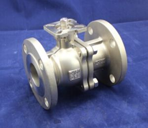 Commonly Used High Platform Floating Ball Valve