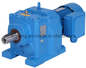 Cr Series Helical Geared Motor