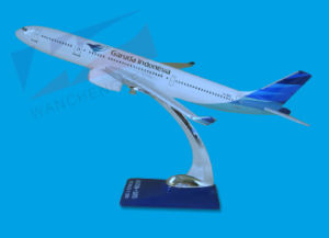 A330-300 Scale Airline Model Scale Plane Model Garuda Indonesia Airline pictures & photos