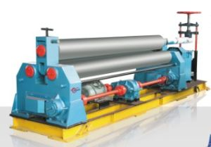 New Plate Rolling Machine 3 Rollers in High Quality pictures & photos