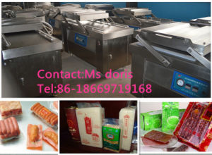 Stainless Steel Vacuum Packing Machine for Sale pictures & photos