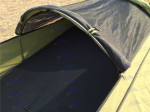 Single Waterproof Canvas Swag Tent pictures & photos