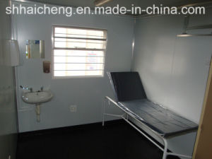 Modified Container Clinic in Hospital (shs-mc-health001) pictures & photos