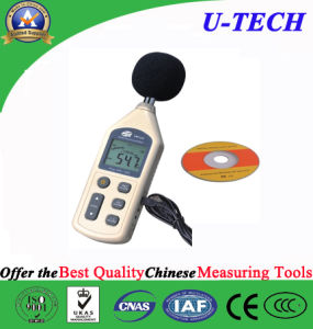 China Benetech Sound Level Meter (GM1356) - China Sound