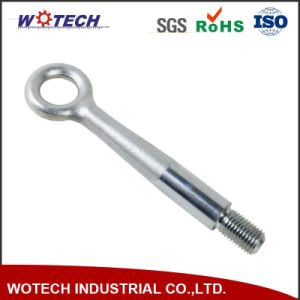 Aluminum/Carbon Steel/Alloy Steel Zinc Plated Forging Part