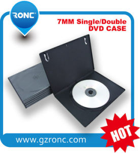 Factory DVD Wholesale 7mm/9mm/14mm DVDR Case pictures & photos