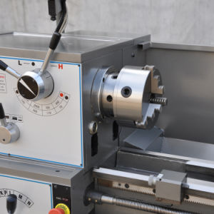 Metal Turning Mini Bench Lathe Ghb-1340A pictures & photos