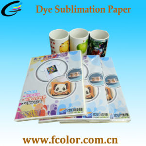 China A4 Inkjet Sublimation Paper For Ceramics Mugs T Shirts
