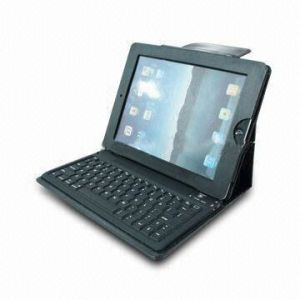 Bluetooth Keyboard Leather Case Foripad 3, iPad Air, iPad Mini pictures & photos