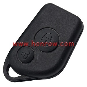 for Cit Elysee 2 Button Remote Key Blank (Can&can′t insert key blade)