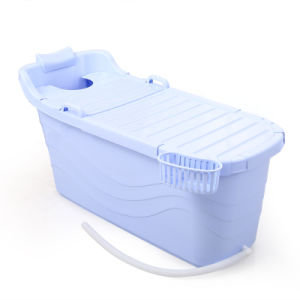 SGS Test Passed Portable Plastic Bathtub For Adult