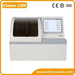 Automatic Veterinary Chemistry Analyzer (Chemo 120V)