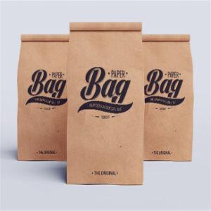 Metalized Green Coffee Tea Bags Kraft Paper Jasmine