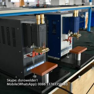 Dual Pulse Battery Tab Welder