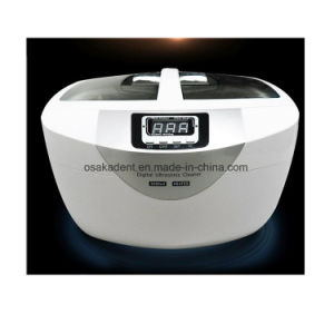 Top Sale 2.5L Dental Ultrasonic Cleaner for Cleaning Dental Equioment