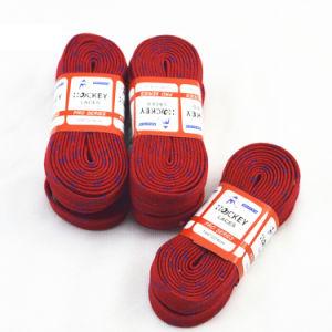 2c02019ef7422 PRO-Grade Waxed White Land Hockey Shoelace