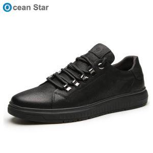 Men Casual Shoes Fashion Leather Shoes