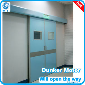 Automatic Hermetic Sliding Door Air-Tight Door Hospital Door X-ray Room Door pictures & photos