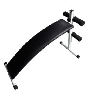 Adjustable Sit up Bench Supine Board Fitness Equipment pictures & photos