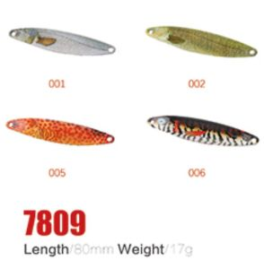 Best Price 80mm 17g Fishing Spoon Lures pictures & photos