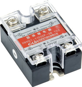 Solid State Relays SSR (HHG1-1/032F-22 10-100A; HHG1-1/032F-38 10-100A) pictures & photos